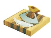 7 1/4'' bowl with 6'' Ulu of your choice