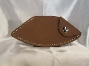 "6"" Style Leather Sheath"