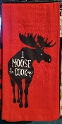Moose Tea Towels